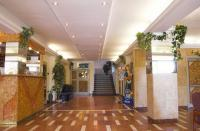Online Hotel-Reservation in Budapest - Hall im Hotel Nap - Airport - Flughafen Hotel Budapest - Hotel Nap